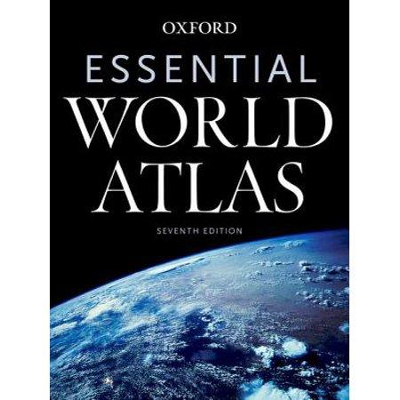 Essential World Atlas: 9780199971558