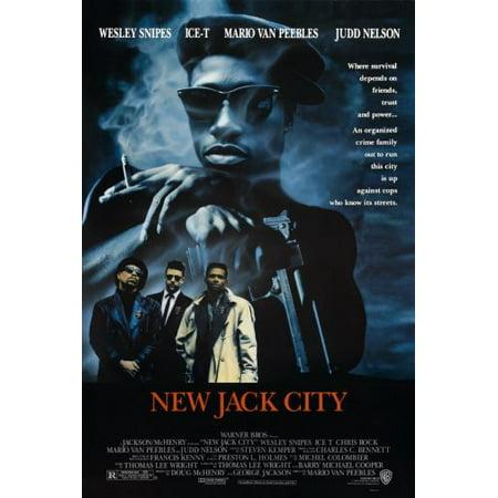 Poster Photo Jack - New Jack City Movie Poster 24x36