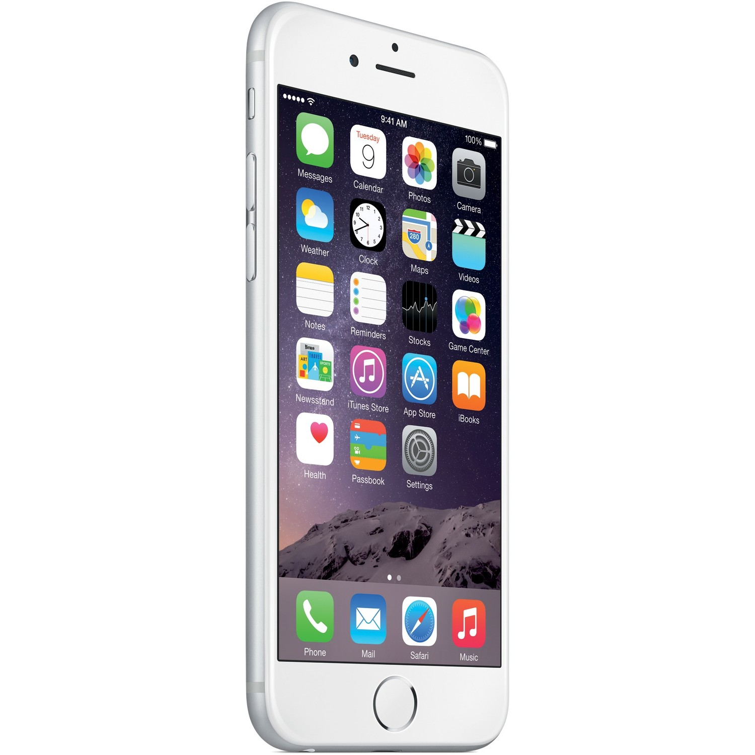 Apple iPhone 6+ (16GB) Silver - US Cellular