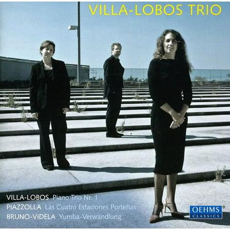 Villa-Lobos Trio Play Villa-Lobos & Piazzolla