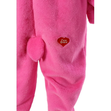 Care Bears Deluxe Cheer Bear Adult Costume - Care Bear Costumes