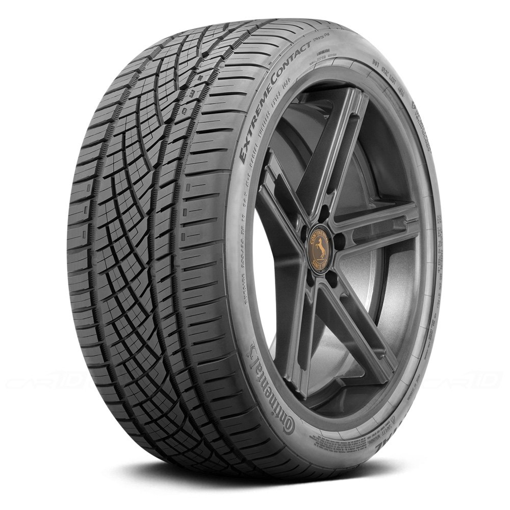 Continental ExtremeContact DWS06 265/35ZR22 102W Tire