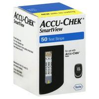Accu-Chek SmartView Test Strips, 50 count