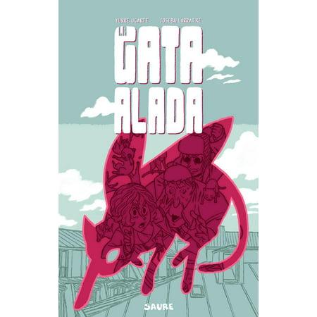 La gata alada - eBook](Gata Mala Halloween)