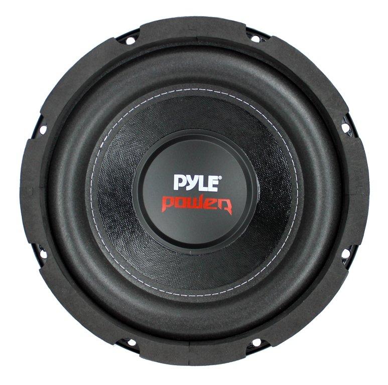 """NEW PYLE PLPW8D 8"""" 800W Car Audio Subwoofer Sub Power Woofer DVC 4 Ohm Black"""