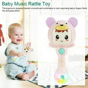 OTVIAP First Rattles ,Shake, Music and Hand Grip Baby Toys for Early Educational Development , Best Gifts for 0 3 6 9 12 Months ,Newborn, Infant, Toddlers , Boys and Girls
