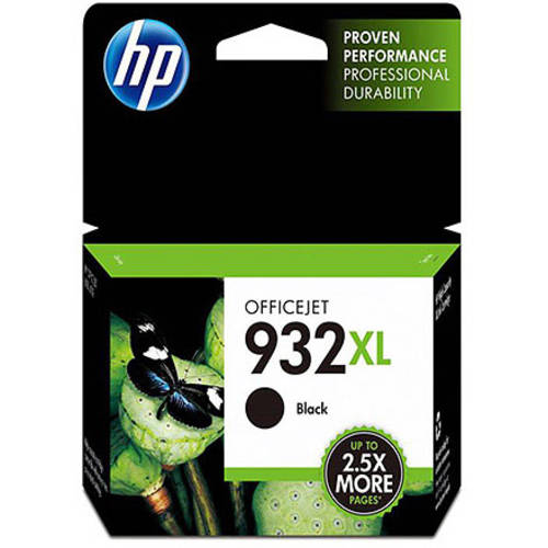 HP 932XL Black High Yield Original Ink Cartridge (CN053AN)