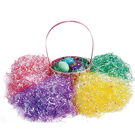IRIDESCENT EASTER GRASS - ASSORTED