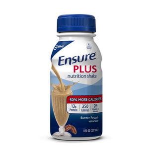 Ensure Plus Butter Pecan Retail 8oz. Bottle - 1 Each