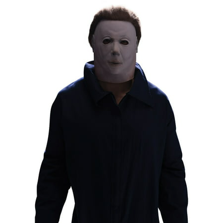 Michael Myers Character Mask with Hair