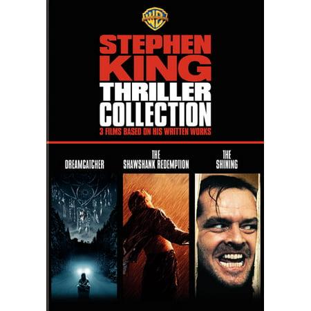 Stephen King Thriller Collection: The Shining/ Shawshank Redemption/