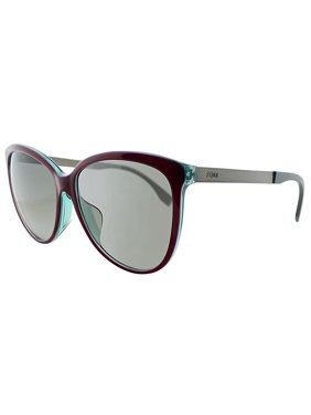 186444d30cca Product Image Fendi Asian Fit FF 0095FS E0C YE 58mm Unisex Square Sunglasses