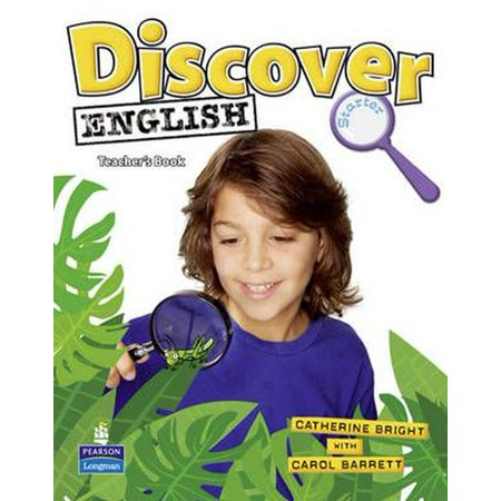 DISCOVER ENGLISH GLOBAL STARTER TEACHER ()
