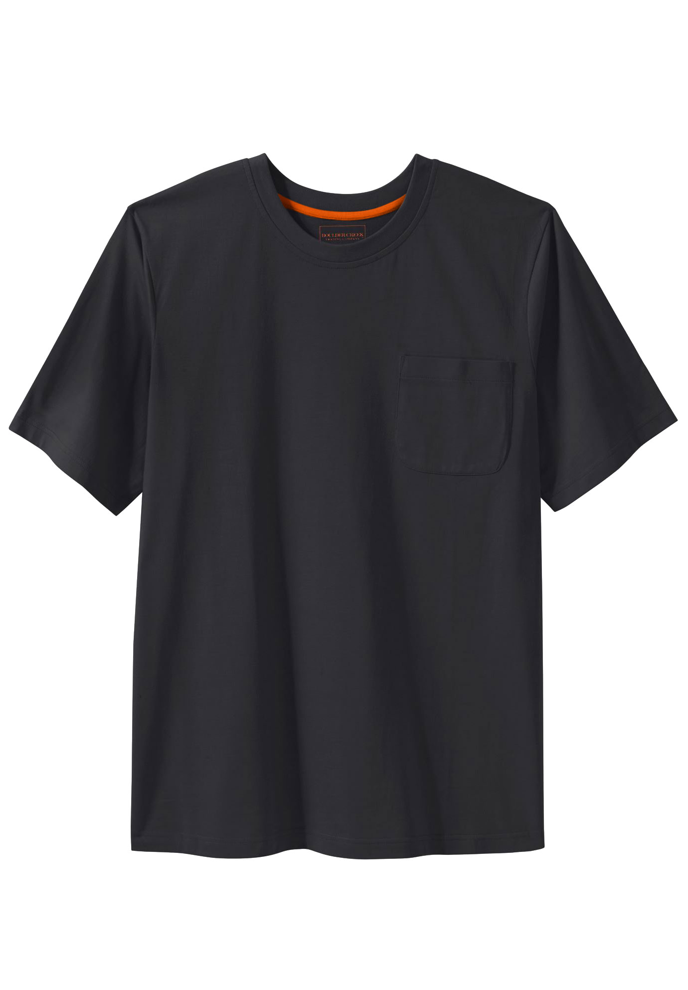 3XL White Harbor Bay by DXL Big and Tall Shapewear Tank T-Shirt