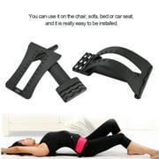 Multi-level Back Supporter Lumbar Stretcher Back Spine Massage Waist Pain Relief Relax, Lumbar Supporter,Back Supporter