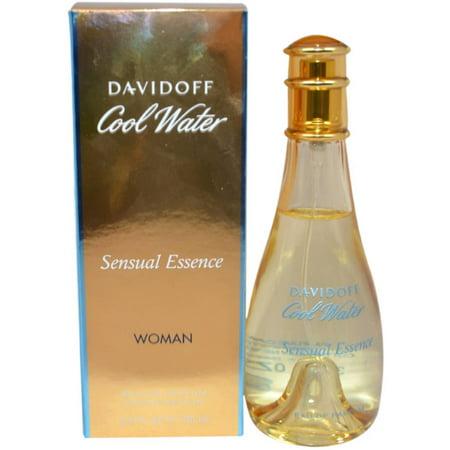 Zino Davidoff Cool Water Sensual Essence EDP Spray, 3.4 fl oz Zino Davidoff Cool Water