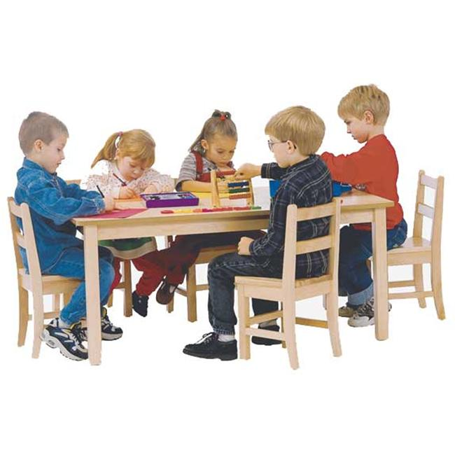 Steffy Wood Products SWP49-20 20 inch Table leg set