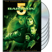 Babylon 5: The Complete Third Season by WARNER HOME ENTERTAINMENT