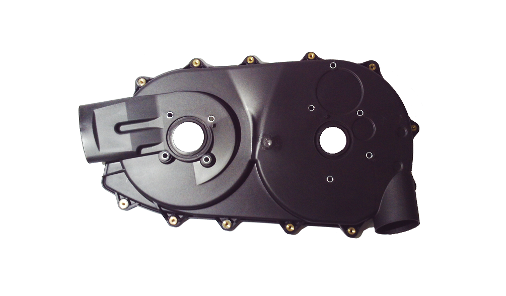 2011-2012 Can-Am Commander Outlander OEM Air Guide Inner Clutch Cover Kit