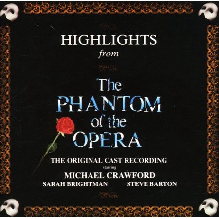 Phantom of Opera Highlights / O.C.R. - Halloween Opera Music