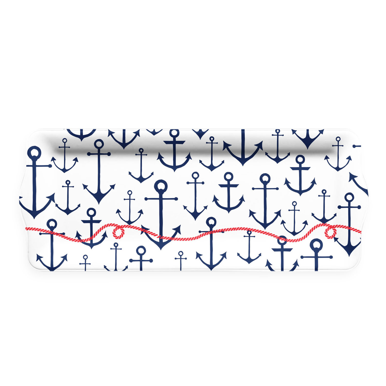 MAINSTAYS - NAUTICAL APPETIZER TRAY