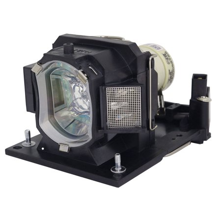 Original Philips Projector Lamp Replacement with Housing for Hitachi HCP-Q80 - image 5 of 5