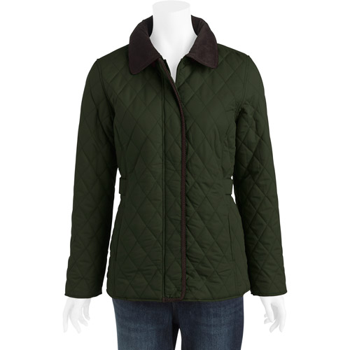White Stag Women's Quilted Jacket