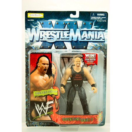 Wrestlemania 15 Stone Cold Steve Austin, WWE / WWF Wrestle Mania XV By WWF Ship from