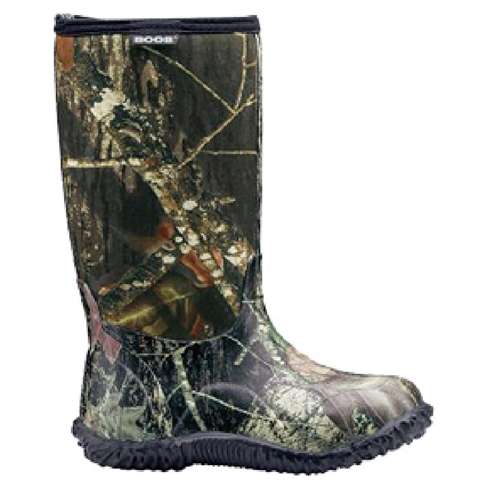 Bogs Classic Kids High Boot Mossy Oak Breakup Size 5