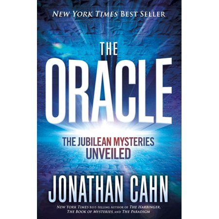 The Oracle - eBook New York Times and USA Today Best Seller!Discover the amazing secret of the ages...and the mystery of your life!The Oracle will reveal the mystery behind everything...the past, the present, current events, even what is yet to come! Open the seven doors of revelationand prepare to be blown away!Jonathan Cahn, author of the New York Times best sellers The Harbinger, The Mystery of the Shemitah, The Book of Mysteries, and The Paradigm, now unveils The Oracle, in which he opens up the Jubilean mysteries and a revelation so big that it lies behind everything from the rise and fall of nations and empires (even America), to the current events of our day, to the future, to end-time prophecy, and much more.Could an ancient prophecy and a mysterious ordinance given in a Middle Eastern desert over three thousand years ago be determining the events of our day?Could some of the most famous people of modern history and current events be secretly linked to this mystery-even a modern president of the United States?Could this ancient revelation pinpoint the events of our times down to the year, month, and day of their occurring?Could a mysterious phenomenon be manifesting on the world stage on an exact timetable determined from ancient times?Could these manifestations have altered-and now be altering-the course of world events?Jonathan Cahn takes the reader on a journey to find the man called the Oracle. One by one each of the Jubilean mysteries will be revealed through the giving of a vision. The Oracle will uncover the mysteries of The Stranger, The Lost City, The Man With the Measuring Line, The Land of Seven Wells, The Birds, The Number of the End, The Man in the Black Robe, The Prophet's Song, The Matrix of Years, The Day of the Lions, The Awakening of the Dragon, and much more.The reader will discover the ancient scrolls that contain the appointed words that have determined the course of world history from the onset of modern times up to our day. The revelat