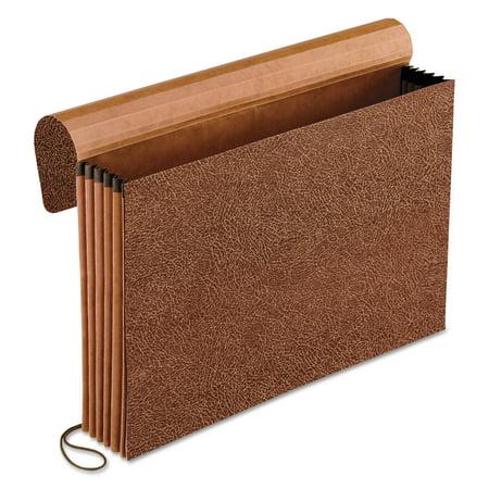 Pendaflex Standard Expanding Wallet, 5 1/4 Exp, Straight Cut, 1 Pocket, Legal,