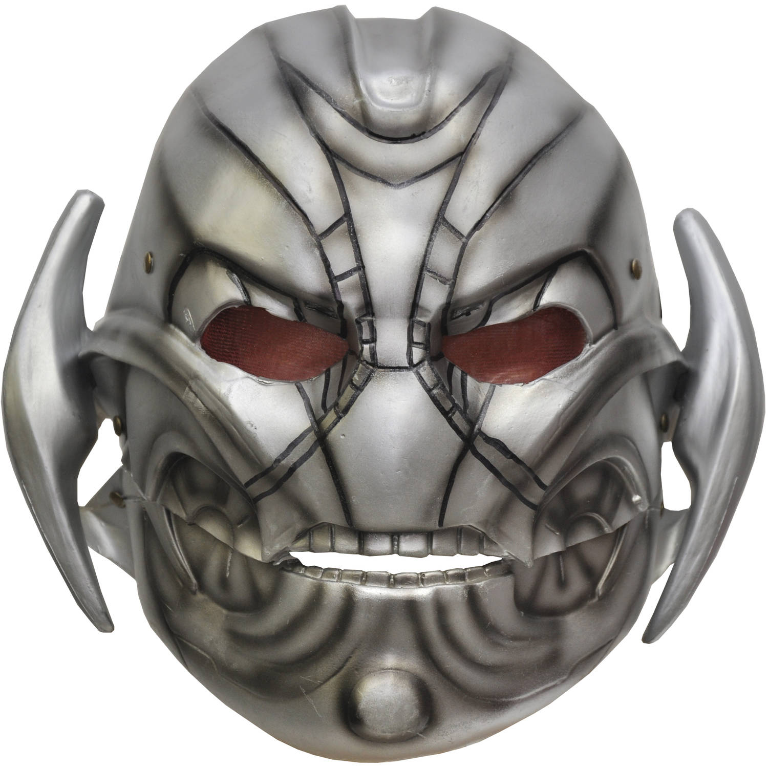 Ultron Movable Jaw Mask Adult Halloween Accessory
