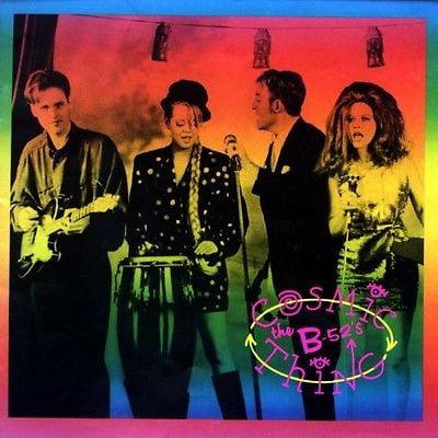 Cosmic Thing [Audio Cassette] B-52's (Best Cassette For 52 36)