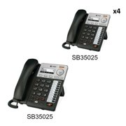 Syn 248 by AT&T SB35025 MultiLine Deskset (5-Pack) Syn248 by ATT Business Telephones
