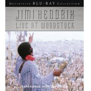 Jimi Hendrix Live At Woodstock (Blu-ray) by