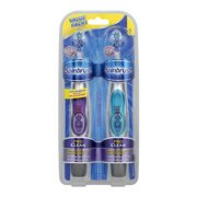 Arm And Hammer Spinbrush Pro Clean Soft Powered Toothbrush Value Pack - 2 Ea, 6 Pack