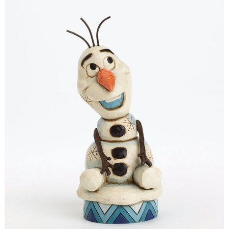 Traditions Snowman - Disney Traditions Frozen Showcase Collection