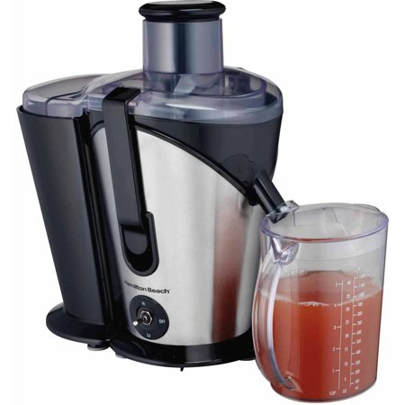 Hamilton Beach 2 Speed Big Mouth Plus Juice Extractor | Model# 67750