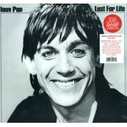 Iggy Pop - Lust For Life - Vinyl