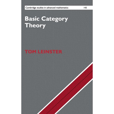 Basic Category Theory A short introduction ideal for students learning category theory for the first time.