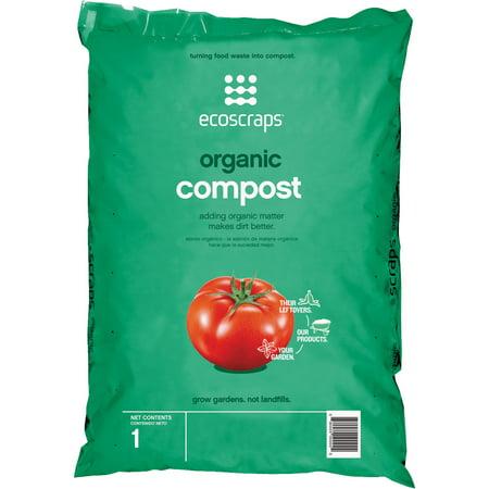 Ecoscraps Organic Compost 1 Cu Ft