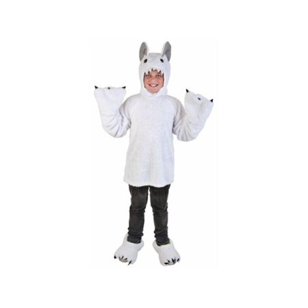 Great Costume Ideas For Kids (Child Great White Yeti)