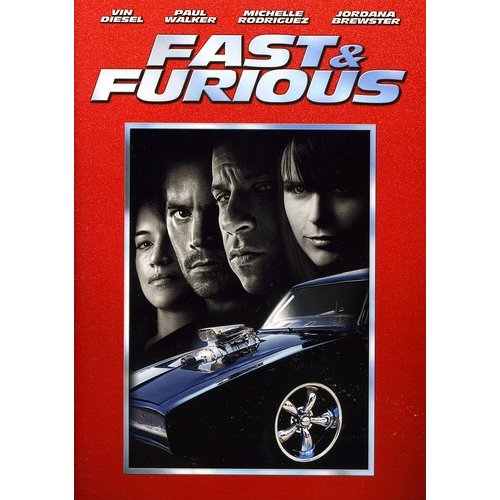 Fast & Furious (Anamorphic Widescreen)