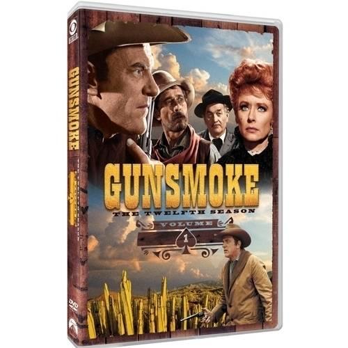Gunsmoke: The Twelfth Season, Volume 1