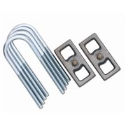 Rubicon Express RE1215 Block And U-Bolt Kit