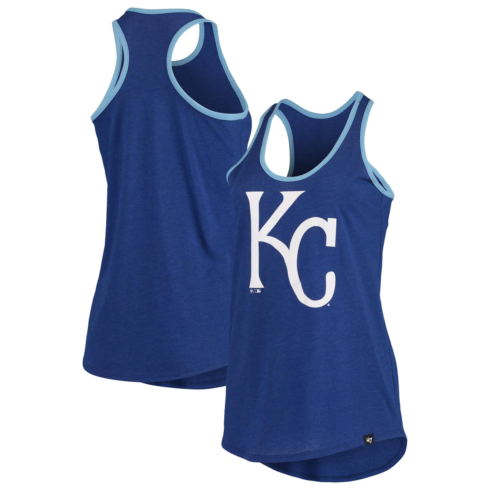 Kansas City Royals '47 Women's Imprint Club Tank Top - Royal