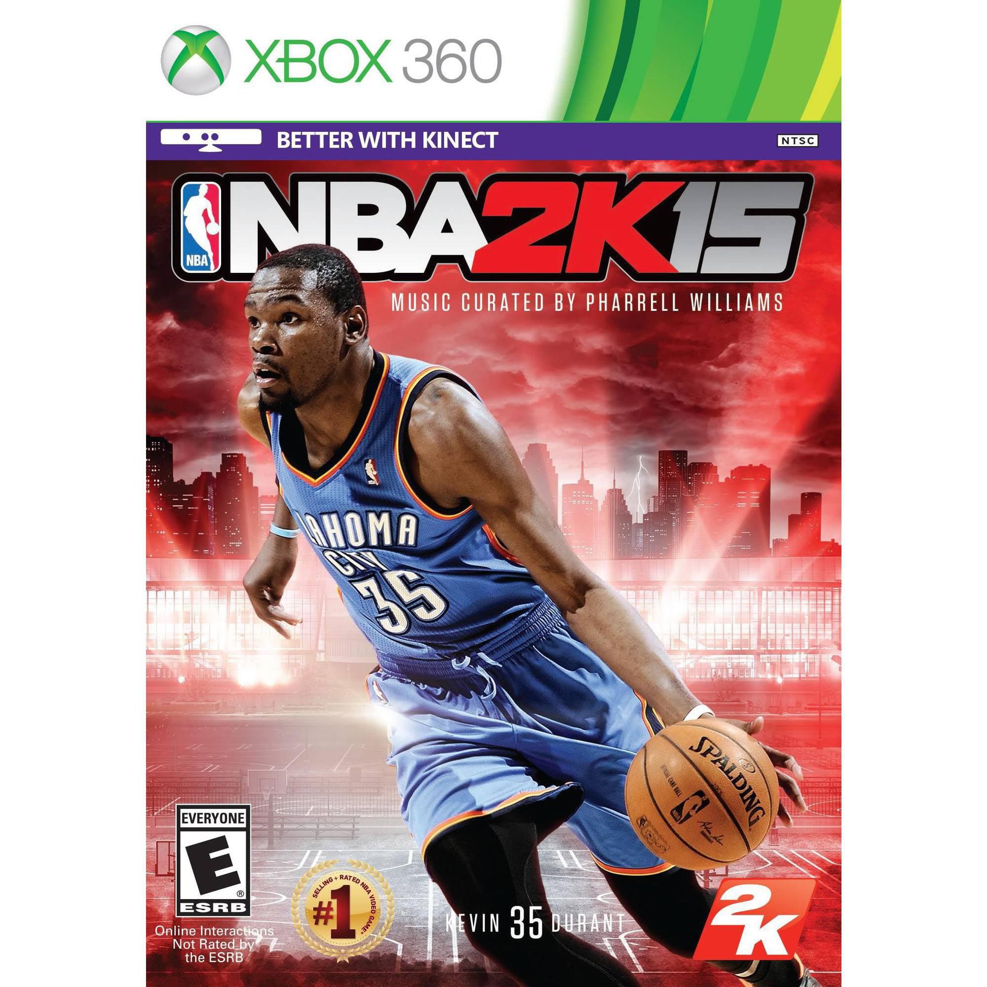 NBA 2K15 (Xbox 360) - Pre-Owned
