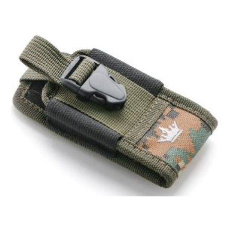 Kizlyar OK0191 AMP3 Accessory Pouch, Camouflage Multi-Colored