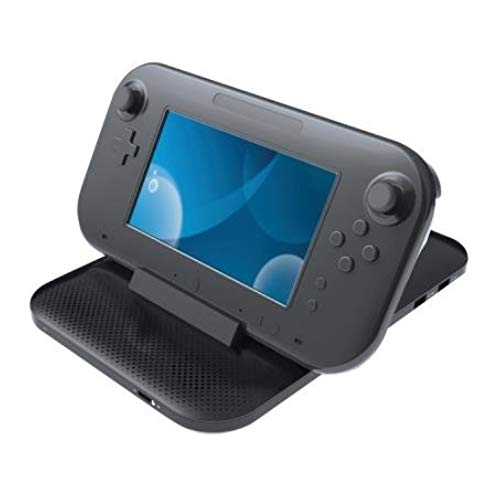 dreamGEAR Wii U Concert Charging Dock Pro Wirelessly Charges Wii U GamePad and 2 Wii Remotes Simultaneously dreamGEAR Wii U Concert Charging Dock Pro Wirelessly Charges Wii U GamePad and 2 Wii Remotes