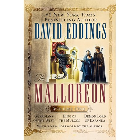 The Malloreon Volume One : Guardians of the West   King of the Murgos   Demon Lord of Karanda #1 New York Times bestselling author; With a new Foreword by the author